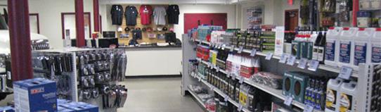 Parts Department | G L  Sayre | Peterbilt and International